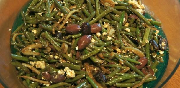 how to make can green beans taste like fresh